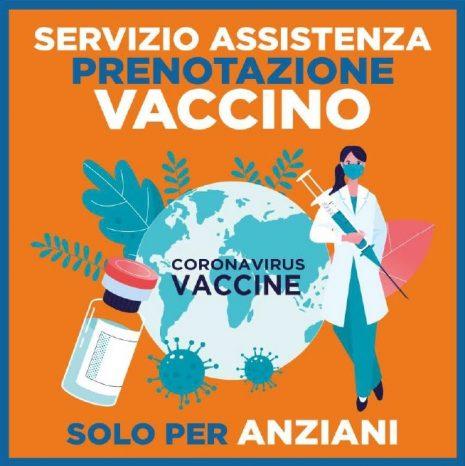 Assistenza prenotazione Vaccini